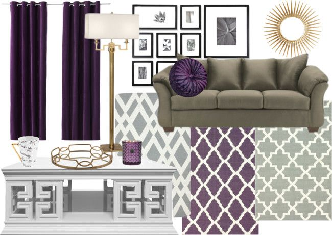 25 best ideas about purple living rooms on pinterest purple living room paint purple grey for I ve been seeing angels in my living room