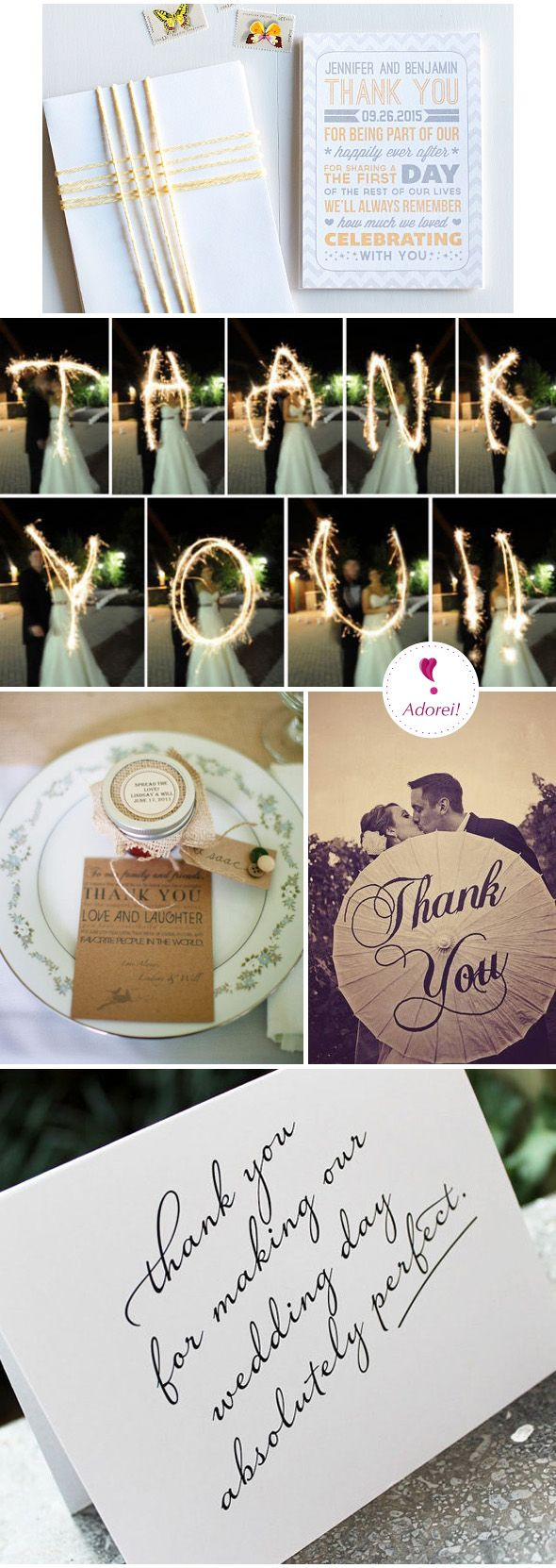 Agradecendo seus convidados 556 best Weddings