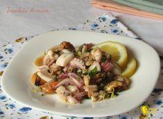 insalata di mare con ricetta classica il chicco di mais
