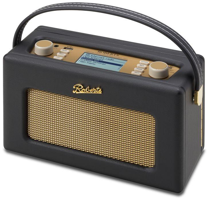 Roberts Revival iStream 2 DAB Wi-Fi Radio Black