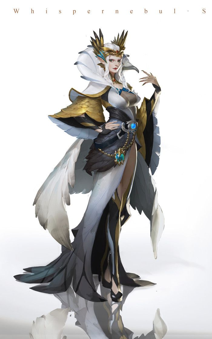 Art By Song Jie Fantasy Character Design Character Art Game Character Design
