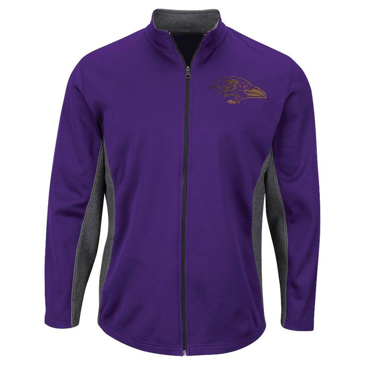 Baltimore Ravens Men's Activewear Sweatshirt Xxl, Multicolored