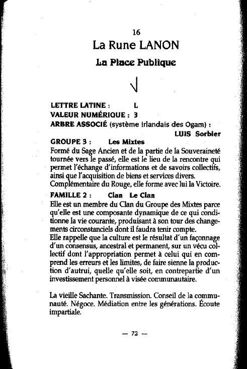 PaganTroop: Les Runes Celtiques