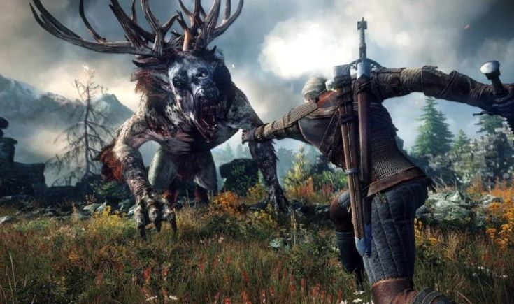 Score a copy of The Witcher 3 Complete Edition for just $30