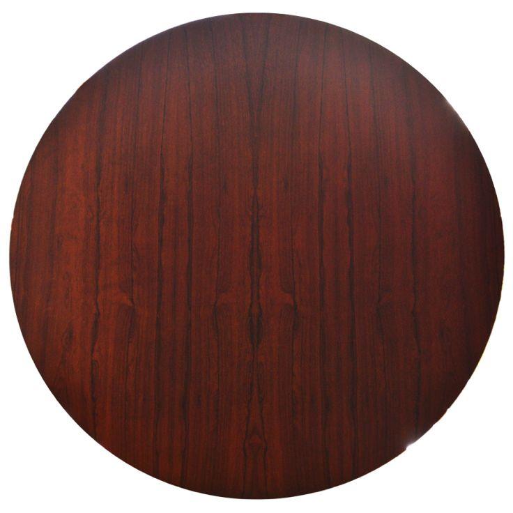 Arne Jacobsen Rosewood coffee table 110 Ø Fritz Hansen 1964