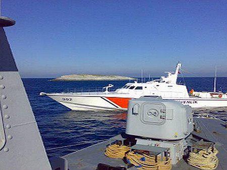 Καθημερινές ναυμαχίες με τους Τούρκους ψαράδες