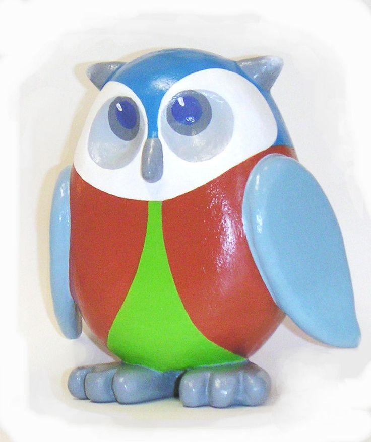 Owl, AcrylicOne.  https://www.youtube.com/watch?v=aJEaJhIbtDA