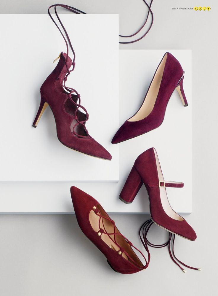 NORDSTROM CATALOG FOR JULY 2016's ANNIVERSARY SALE:  RED RULES