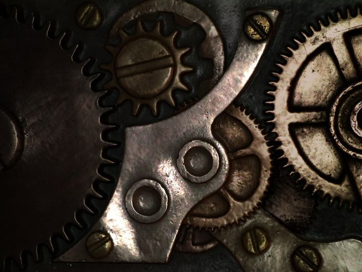 Image Detail For  Steampunk Gears By *goo Goo Gajoob On DeviantART