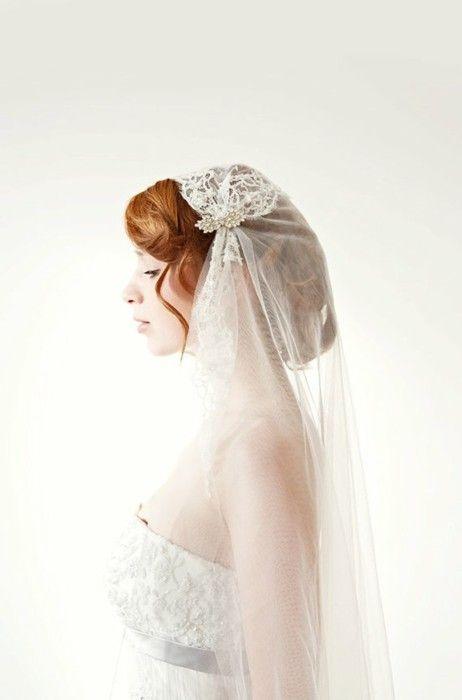 Love veil: Idea, Wedding Veils, Head Of Garlic, Bridal Veils, Sibo Design, Juliet Cap Veils, Lace Veils, Bride, Sibodesign