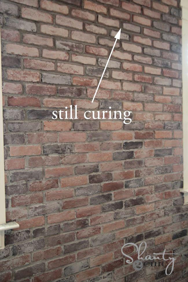 best 25 thin brick ideas on pinterest interior brick walls kitchen with brick and brick wall. Black Bedroom Furniture Sets. Home Design Ideas