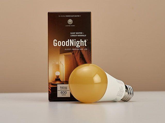 Science Good Night Led Light Bulb