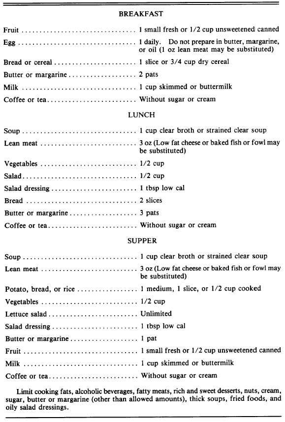 3 Simple Ways To High fiber diet for weight loss sample menu