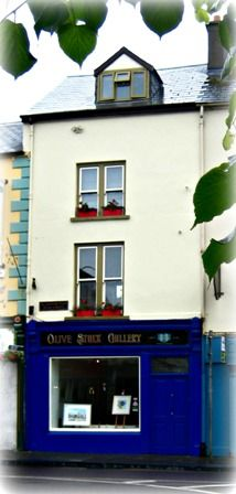 Olive Stack Gallery - Listowel, Co. Kerry, Ireland