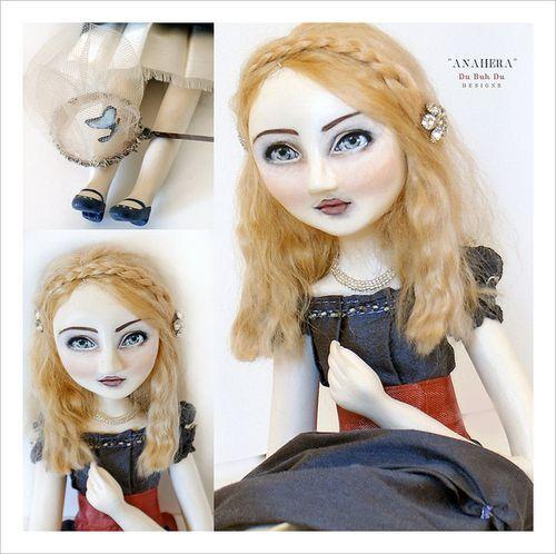 Artist: Christine AlvaradoDolls Shops, Artists Dolls, Art Dolls