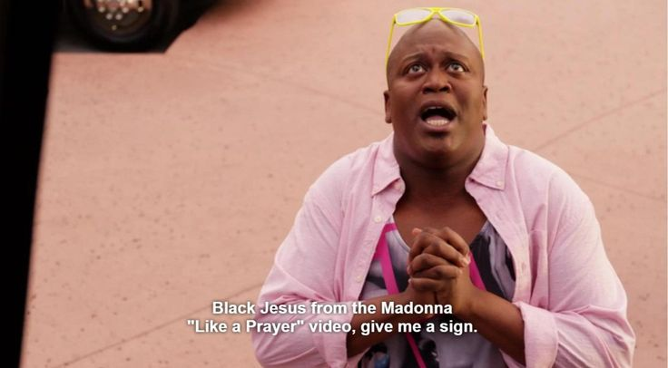 Oh, Titus Andromedon, how I love you...