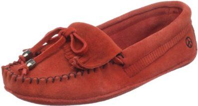 Peace Moccasins by Old Friend Women's Megan Moccasin,Poppy,8.5 M US Old Friend. $39.95