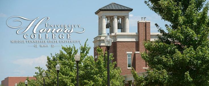 University Honors College | Middle Tennessee State University