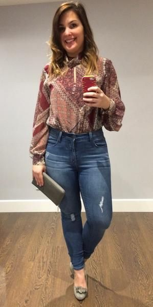 Holiday outfits inspiration - Jeans & confetti - Shop the look at forevermlle.com
