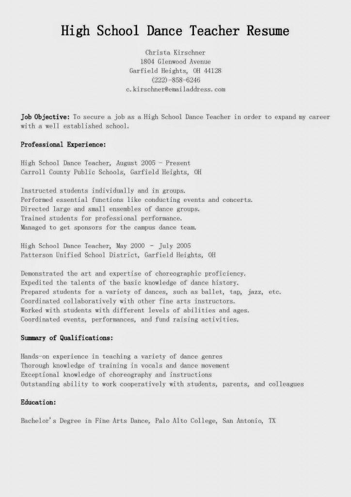 Resume Format For Teaching Job In Indian School In 2021 Teacher Resume Teacher Resume Examples Elementary Teacher Resume