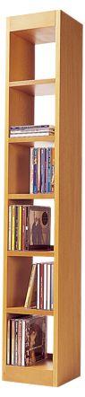 Jazz CD Shelf, beech wood - Wall Shelves - Grüne Erde