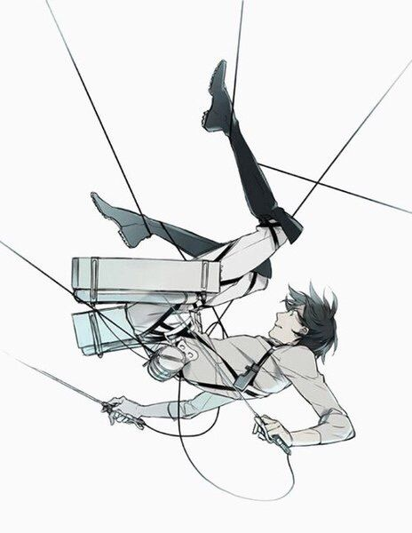 Imagen de shingeki no kyojin, attack on titan, and eren jaeger
