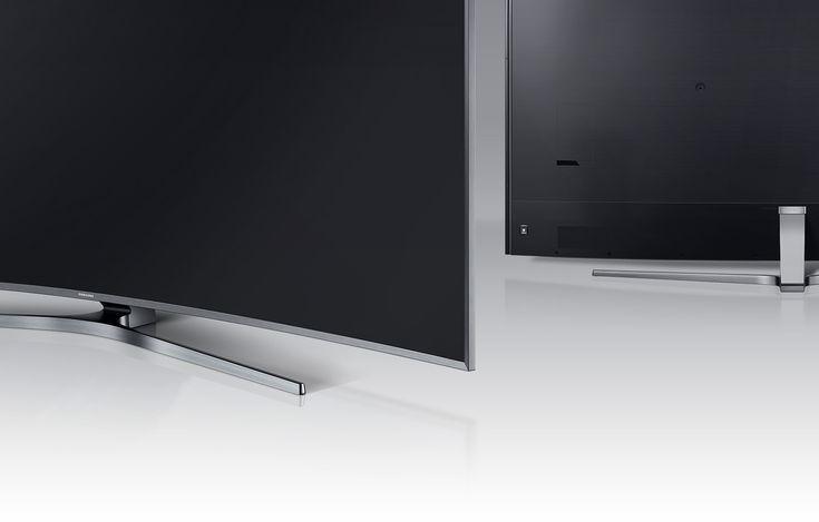 Series 9 88 inch* KS9800 Curved 4K SUHD TV~