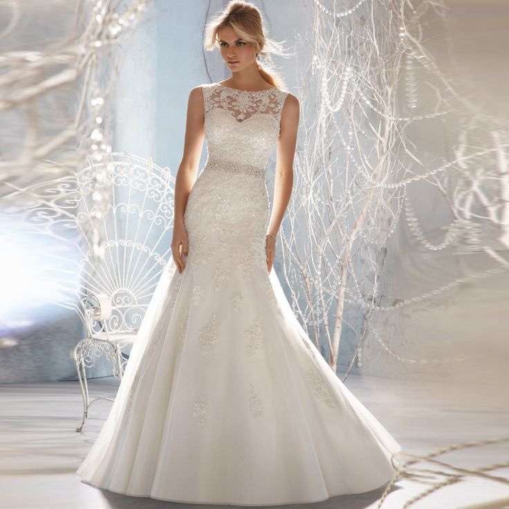 Fashionably Yours - Bridget Laced High Neck Wedding Gown By Mori Lee, Contact us for pricing on 02-9487 4888 (http://fashionably-yours.com.au/bridget-laced-high-neck-wedding-gown-by-mori-lee/)