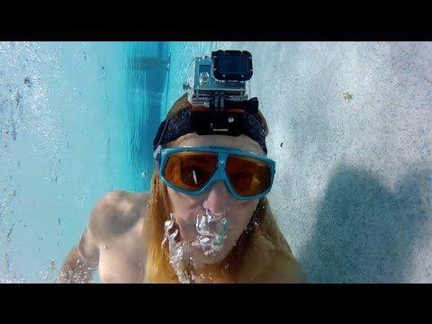 Tip #198 GoPro - Floaty backdoor on Headstrap mount - YouTube