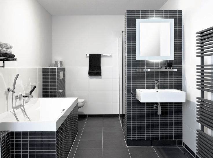 25 beste idee n over witte tegels in de badkamers op pinterest witte tegelvloeren badkamers - Badkamer deco model ...