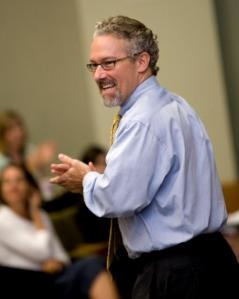 Dean Lyons addressed the 2011 Symposium for the Marketing of Higher Education in Chicago.