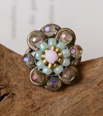 One of my new rings!