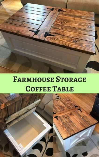 Farmhouse Living Room Fixer Upper Coffee Tables 27 New Ideas