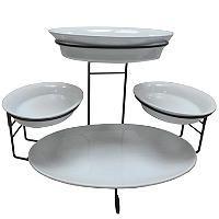 Tiered Buffet Server 5-Piece Set - Sam's Club