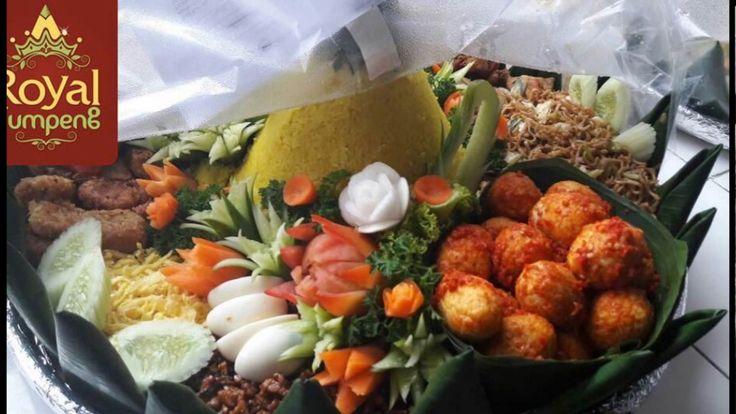 Nasi Tumpeng Pesanan Ibu Sri di Mampang , Jakarta Selatan | 081287608239