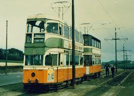 Glasgow Corporation Tram !