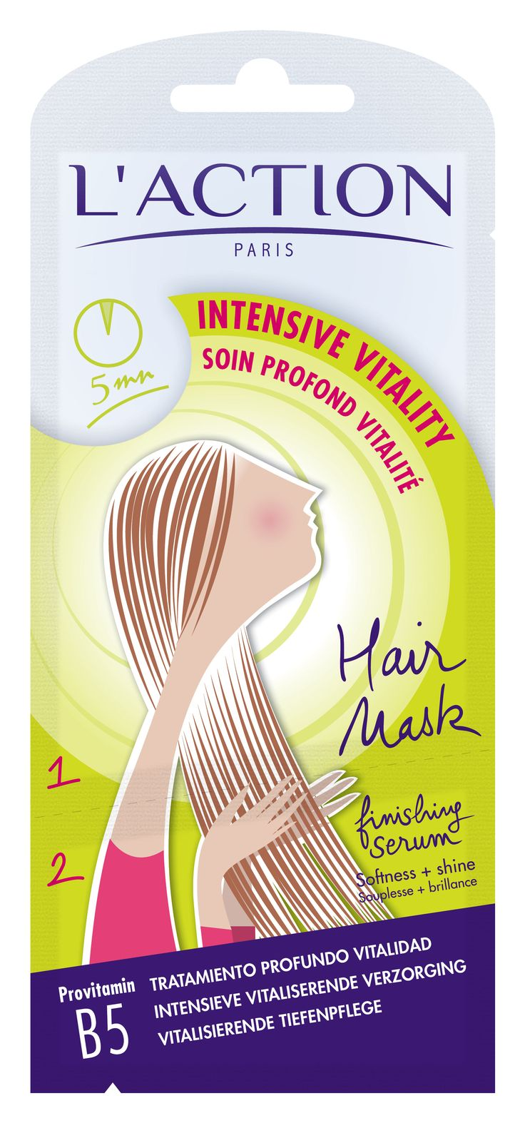 Intensive Vitality Hair Mask