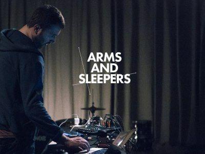 #PórticoPresenta:+Arms+and+sleepers+/+El+mago+trotamundos