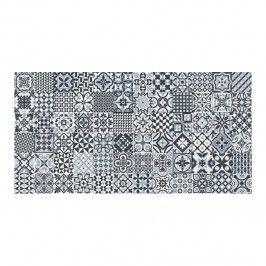 Gres Deco Heritage 32 x 62,5 cm czarny 1 m2