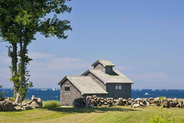 Posts cottages and block island on pinterest for Block island cottage