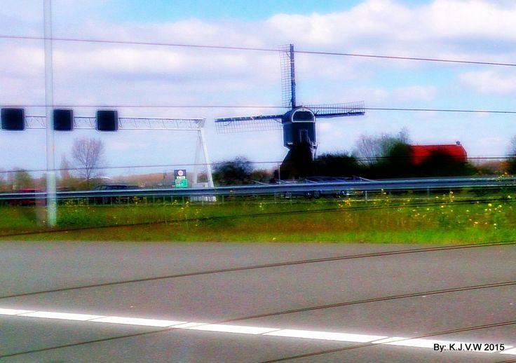 Windmill | A  Windmill!