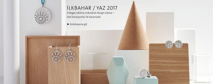 İLKBAHAR / YAZ 2017 Entegre edilmiş mıknatıslı dizayn takılar – özel kreasyonlar ile karşınızda Koleksiyona git