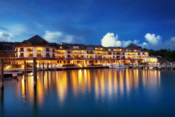 The Bannister Hotel—Samana, Dominican Republic. #Jetsetter