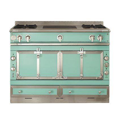 piano de cuisson ch teau 120 chez la cornue stove ranges and chateaus. Black Bedroom Furniture Sets. Home Design Ideas