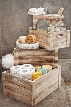 70 best Idee per Decorazione Bagno images on Pinterest | Bathroom ...