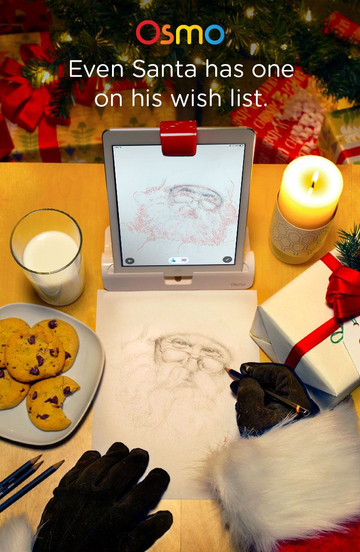 Osmo is a great gift for kids
