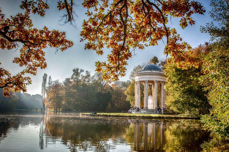 17 best images about nymphenburg park german landscape park on pinterest parks park in and. Black Bedroom Furniture Sets. Home Design Ideas