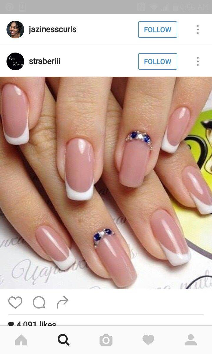 71 besten Nails✿*゚ Bilder auf Pinterest | Nagelkunst, Lange ...