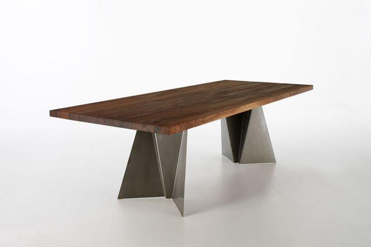 ARA table | david dolcini STUDIO | Riva1920 | #table #riva1920 #daviddolcini #daviddolcinistudio