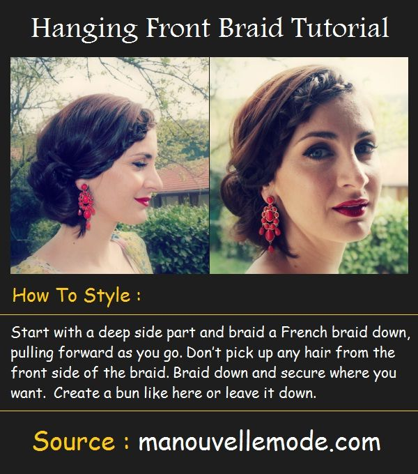 Heaps of hair tutorials . . . excellent resource!